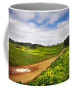 Countryside Landscape Coffee Mug by Carlos Caetano