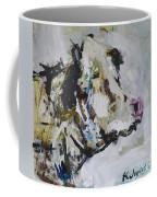 Cow Portrait Coffee Mug