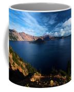 Crater Lake Blues Coffee Mug