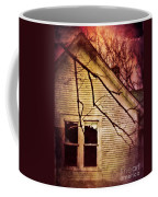 Creepy Abandoned House Coffee Mug
