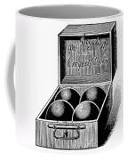 Croquet, C1900 Coffee Mug