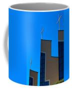 Crosses Of Livingway Church Coffee Mug