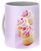 Cupcakes Coffee Mug by Elena Elisseeva