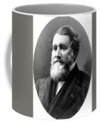 Cyrus Mccormick, American Inventor Coffee Mug