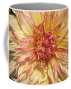 Dahlia Named Misty Explosion Coffee Mug