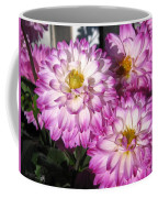 Dahlia Named Pink Bells Coffee Mug