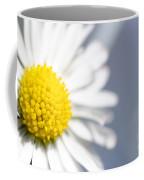 Daisy Flower Coffee Mug
