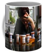 Depression And Addiction Coffee Mug
