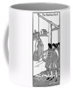 Ducking Stool Coffee Mug