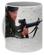 Dutch Royal Marines Taking Part Coffee Mug