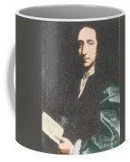 Edmond Halley, English Polymath Coffee Mug