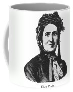 Ellen Craft (b.1826) Coffee Mug by Granger