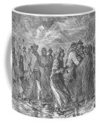 Escaping To Underground Railroad Coffee Mug