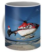 Eurocopter Ec135 Utility Helicopter Coffee Mug
