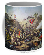 Fort Pillow Massacre, 1864 Coffee Mug by Granger
