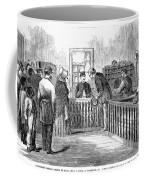 Freedmens Bureau, 1866 Coffee Mug