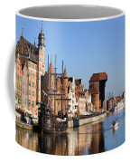 Gdansk In Poland Coffee Mug