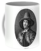 George Fox (1624-1691) Coffee Mug by Granger