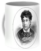 George Sand (1804-1876) Coffee Mug