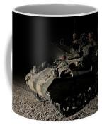 German Army Crew In A Wiesel 1 Atm Tow Coffee Mug