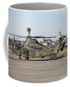 German Tiger Eurocopter At Fritzlar Coffee Mug