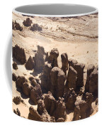 Giant Sandstone Outcroppings Deep Coffee Mug