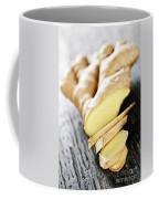 Ginger Root Coffee Mug