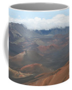 Haleakala Volcano Maui Hawaii Coffee Mug