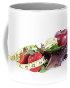 Healthy Diet Coffee Mug by Photo Researchers, Inc.