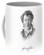 Heinrich Heine (1797-1856) Coffee Mug