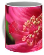 Hibiscus Named Luna Rose Coffee Mug