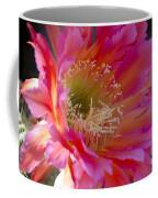 Hot Pink Cactus Flower Coffee Mug