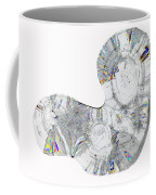 Icicle Cross Section Coffee Mug