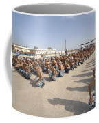 Iraqi Police Cadets Being Trained Coffee Mug by Andrew Chittock