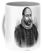 Jacobus Arminius (1560-1609) Coffee Mug