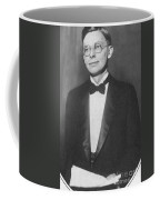 James Bryant Conant, American Chemist Coffee Mug by Science Source