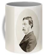James Gordon Bennett, Jr Coffee Mug