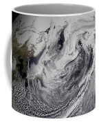 January 2, 2009 - Cloud Simulation Coffee Mug by Stocktrek Images