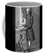 Jean Jacques Rousseau Coffee Mug by Granger