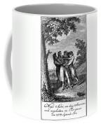 John Andre (1751-1780) Coffee Mug