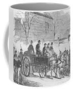 John Brown, American Abolitionist Coffee Mug