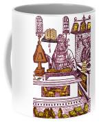 John Peckham, Anglican Theologian Coffee Mug
