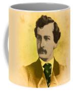 John Wilkes Booth, American Assassin Coffee Mug