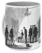 Johnson Impeachment Trial Coffee Mug