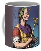 Julius Caesar, Roman General Coffee Mug