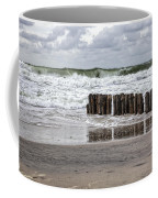 Kampen - Sylt Coffee Mug by Joana Kruse