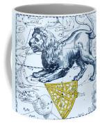 Leo, The Hevelius Firmamentum, 1690 Coffee Mug by Science Source