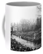 Lincolns Inauguration Coffee Mug