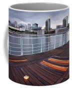 Lisbon Expo Coffee Mug by Carlos Caetano