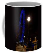 London Eye Night View Coffee Mug
